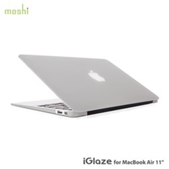 "Picture of Moshi iGlaze MacBook Air 11"" - Translucent"