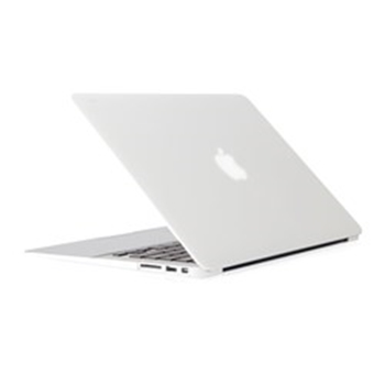 "Picture of Moshi iGlaze MacBook Air 13"" Mk2 - Translucent"