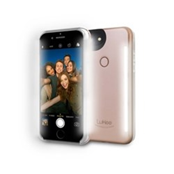 Picture of LuMee duo iPhone 7 - Matte Rose