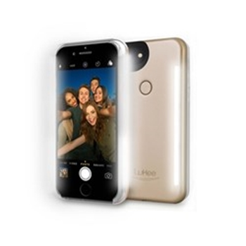 Picture of LuMee duo iPhone 7 Plus - Gold Matte