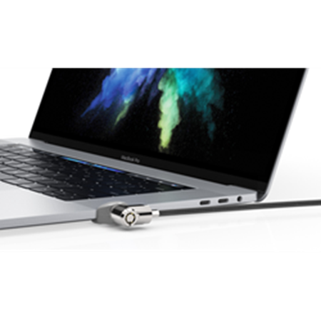 "Picture of MacLocks Ledge - Macbook Pro with Touch Bar 13"" and 15"" Security Cable Lock"