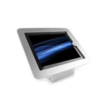 Picture of Maclocks iPad Executive Enclosure Kiosk - Silver