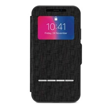 Picture of Moshi Sensecover iPhone X - Metro Black