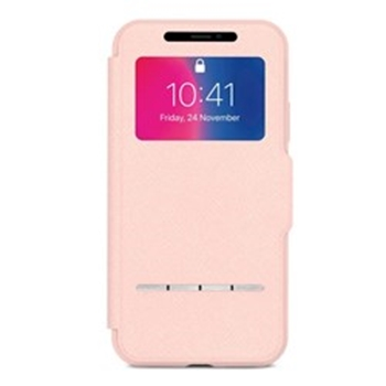 Picture of Moshi Sensecover iPhone X - Luna Pink
