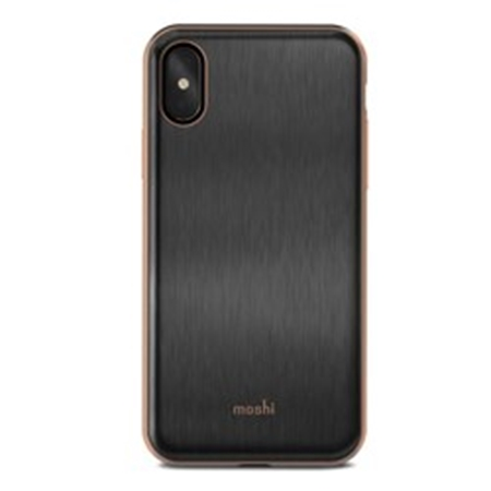 Picture of Moshi iGlaze iPhone X - Imperial Black