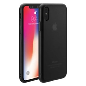 Picture of Just Mobile Tenc Self-Healing Case iPhone Xs/X - M\Black