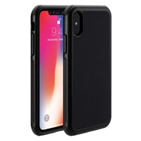 Picture of Just Mobile Quattro Air Case iPhone X - Black