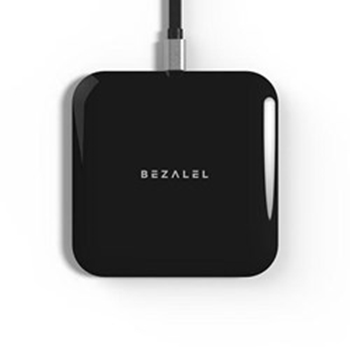 Picture of Bezalel Futura X 10w Wireless Charging Pad - Black