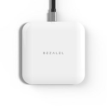 Picture of Bezalel Futura X 10w Wireless Charging Pad - White