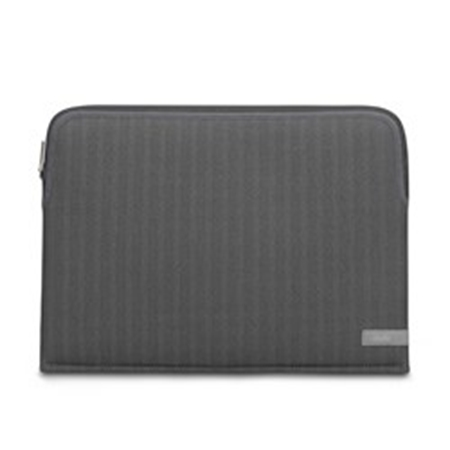 Picture of Moshi Pluma for MacBook Pro 13 - Herringbone Gray