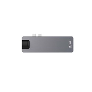 Picture of LMP USB-C 8 Port Compact Dock - Space Grey