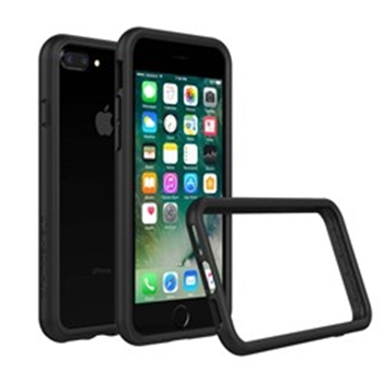 Picture of RhinoShield CrashGuard Bumper for iPhone 7 Plus & 8 Plus - Black