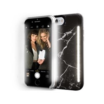 Picture of LuMee duo iPhone 8 - Black Marble