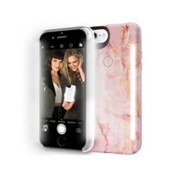 Picture of LuMee duo iPhone 8 Plus - Pink Quartz