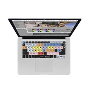 Picture of Kb Covers Avid Media Composer For MacBook Iso
