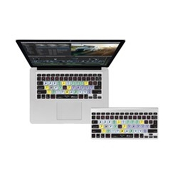 Picture of Kb Covers Final Cut Pro X For MacBook Unibody