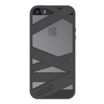 Picture of Loop Attachment Mummy iPhone 5/5s - Graphite