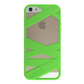 Picture of Loop Attachment Mummy iPhone 5/5s - Neon Green