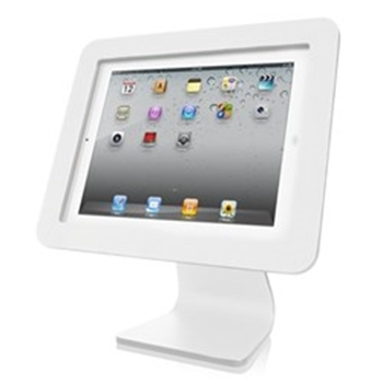 Picture of Maclocks All-In-One Rotates 360 & Swivel iPad - White