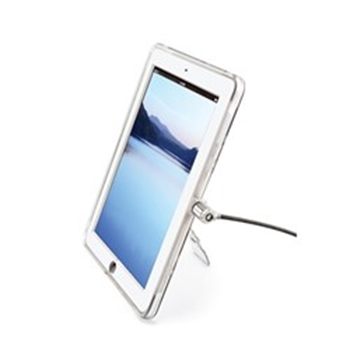 Picture of Maclocks iPad 2/3 Lock & Security Case Bundle- Clear
