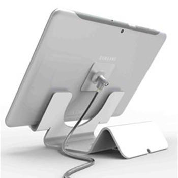 Picture of Maclocks Universal Security Tablet Holder - White