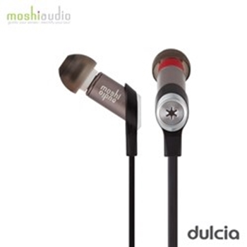 Picture of Moshi Dulcia In-Ear Headphones - Black