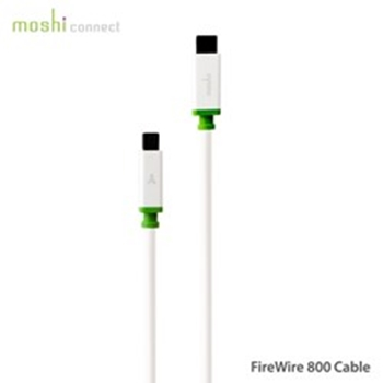 Picture of Moshi Firewire 800 Cable With 400 To 800 Adapt