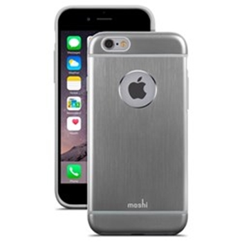 Picture of Moshi iGlaze Armour For iPhone 6/6s - Gunmetal Grey