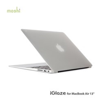 "Picture of Moshi iGlaze MacBook Air 13"" - Stealth Clear"
