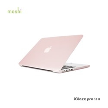 "Picture of Moshi iGlaze MacBook Pro Retina 13"" - Pink"