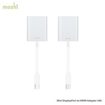 Picture of Moshi Mini DisplayPort to HDMI Adapter (4K)