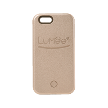 Picture of LuMee Lighted Cell Phone Case for iPhone 5/5s/SE - Rose Gold