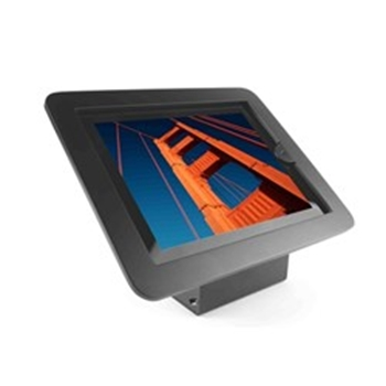 Picture of Maclocks iPad 2/3/4/Air/Air2/Pro 9.7 Executive Enclosure Kiosk - Black