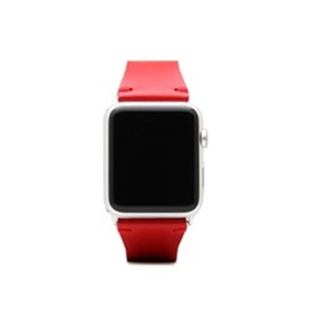 Picture of SLG Design D7 Italian Buttero Leather Strap for Apple Watch 38mm - Red