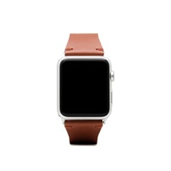 Picture of SLG Design D7 Italian Buttero Leather Strap for Apple Watch 38mm - Brown