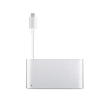 Picture of Moshi USB-C Multiport Adapter - Silver